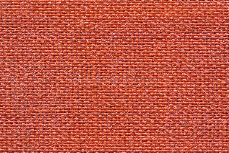 Texture rouge de tissu photographie stock libre de droits