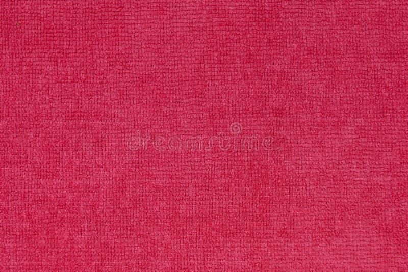 Download Texture rouge de toile image stock. Image du tissu, configuration - 45359289
