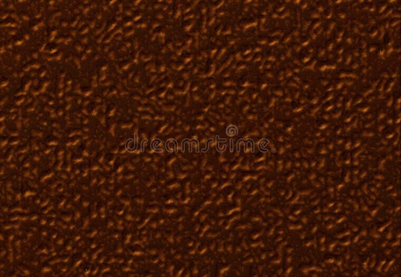 Texture rouillée en métal illustration stock