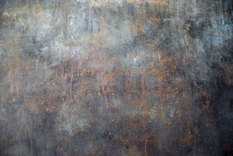 Texture rouillée en métal photo libre de droits
