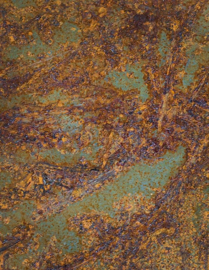 Texture rouillée en métal ; photos stock