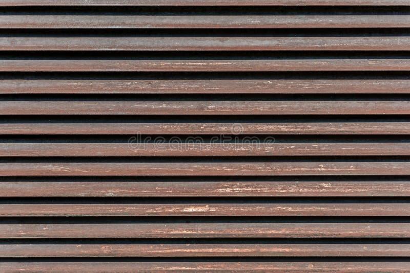 Texture rouillée rouge de plat de grille de matériel de fer image stock