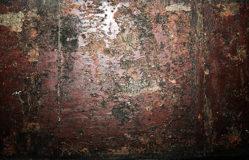 Download Texture Rusty Metal, Rusty Large Scratches On Metal, Metal Barre Stock Photo - Image: 83710284