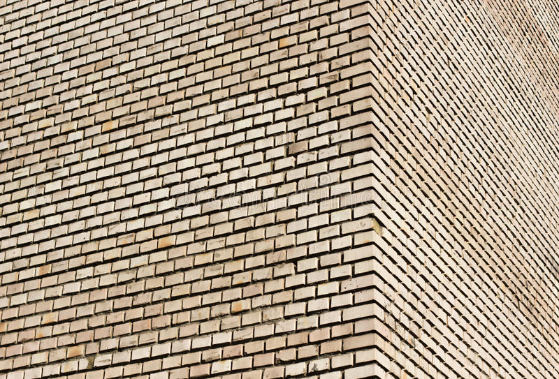 Texture sale de mur de brique Fond urbain de ville photographie stock libre de droits