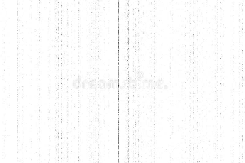 Texture sale grunge de photocopie Illustration de vecteur, rayures verticales illustration stock