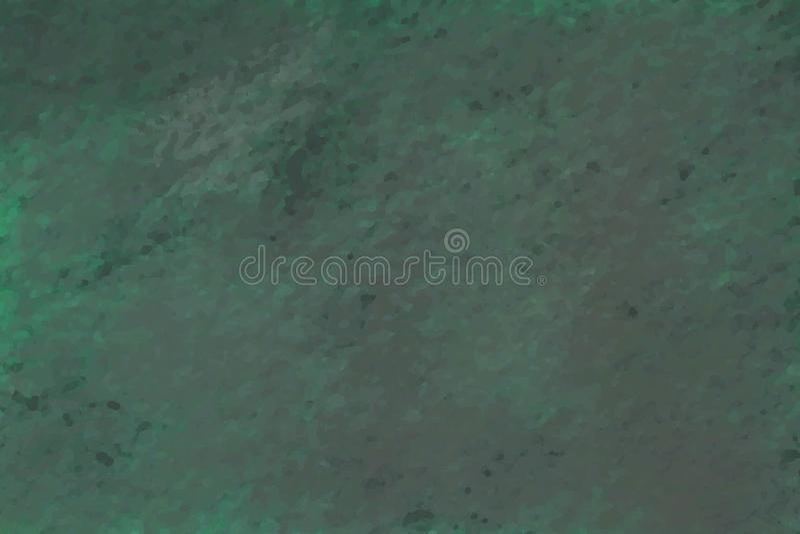 Texture sale verte militaire de fond illustration de vecteur