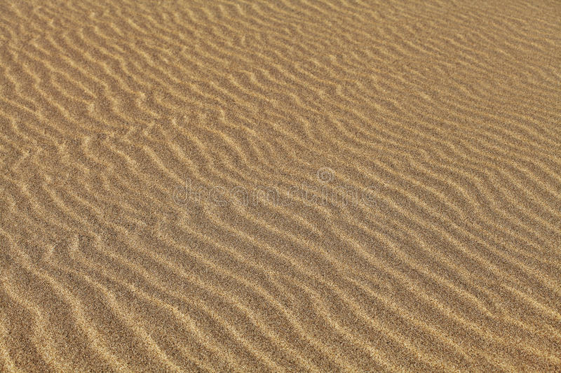 Download Rippled sand stock image. Image of diagonal, rippled - 30276687