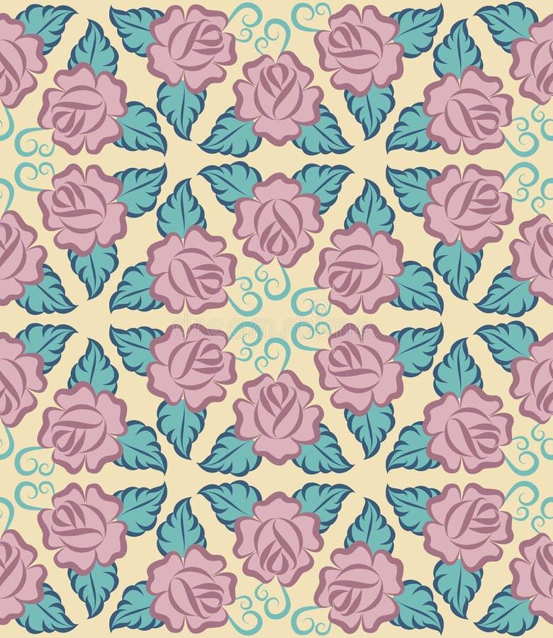 Texture sans couture abstraite illustration de vecteur
