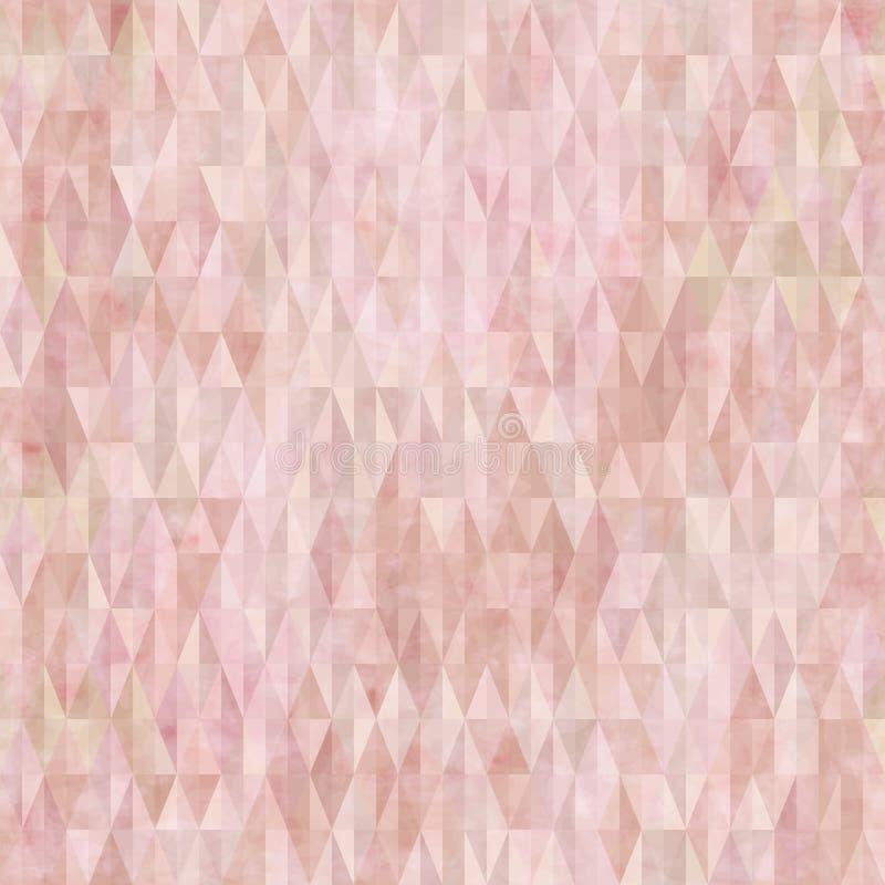 Texture sans couture abstraite de vecteur illustration libre de droits