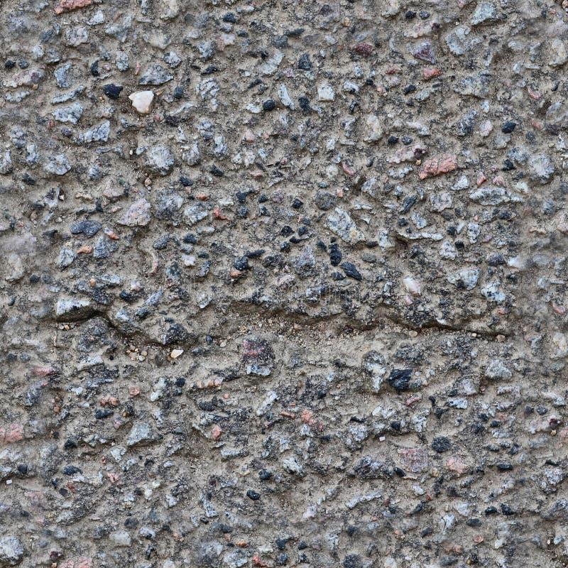 Texture sans couture détaillée d'asphalte sur une route dans la haute résolution photographie stock