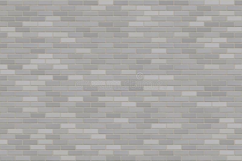 Texture sans couture de brique de revêtement image libre de droits