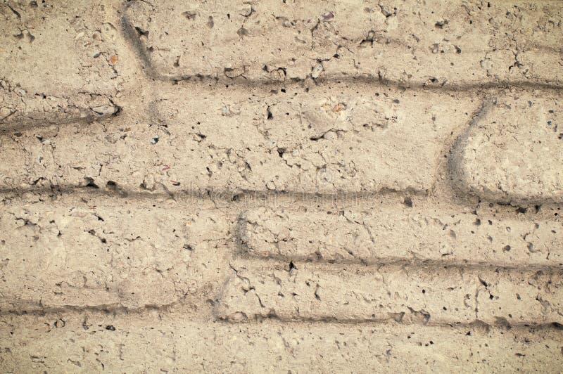 Texture sans couture de fond de mur de briques décoratif en pierre de granit image stock
