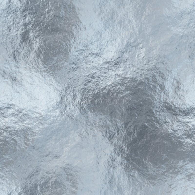 Texture sans couture de glace, fond abstrait d'hiver illustration de vecteur