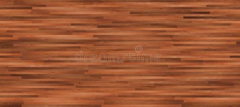 Texture sans couture de voie de garage en bois - aléatoire photos stock