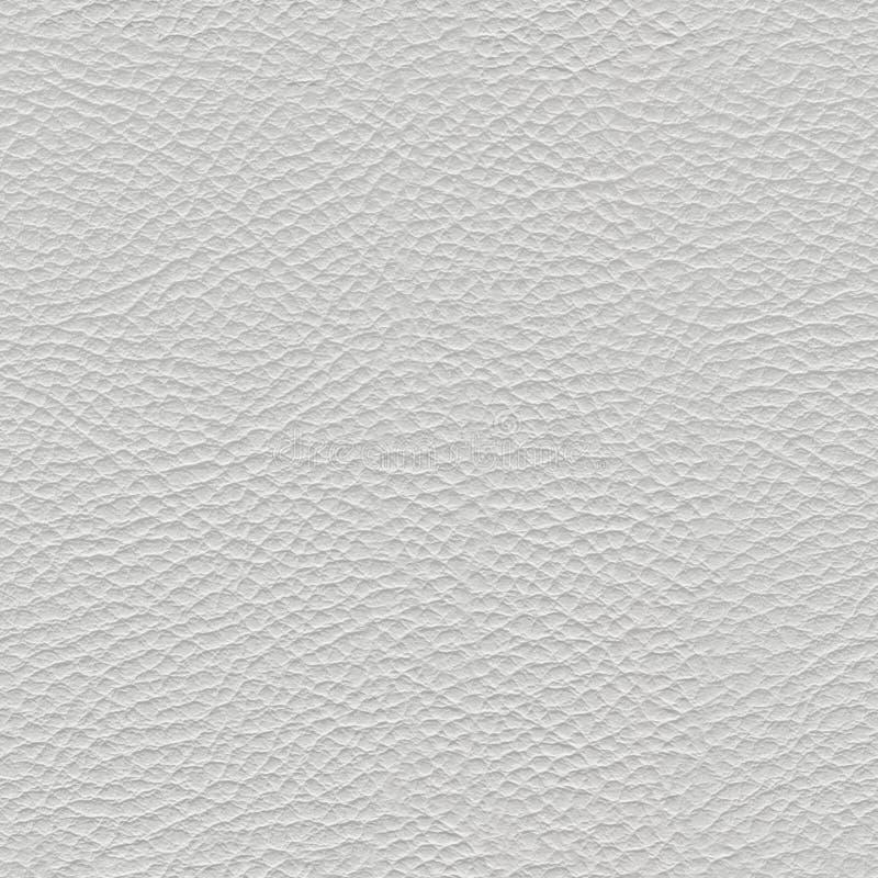 Texture sans couture gris-clair de similicuir  photo libre de droits