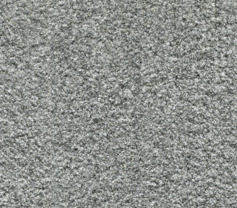 Texture sans couture grise de feutre image stock