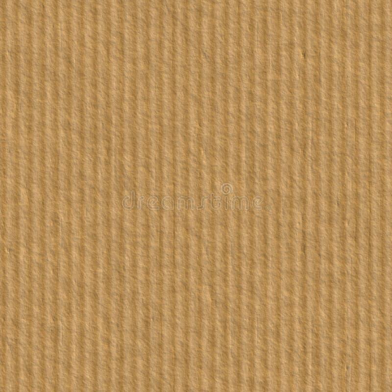 Texture sans joint de carton illustration libre de droits