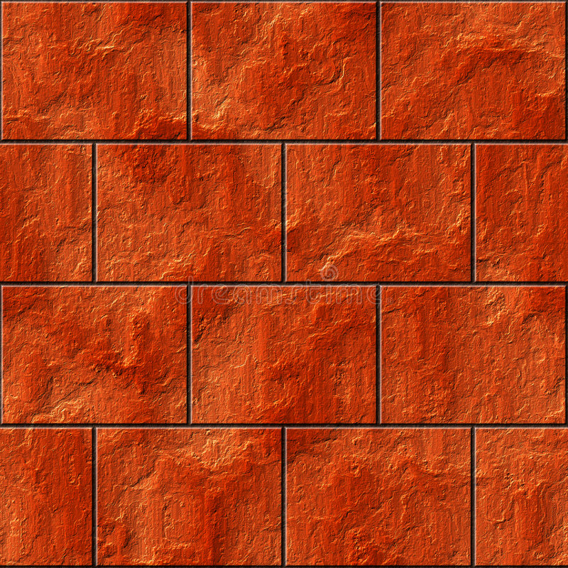 Texture sans joint de mur en pierre illustration stock