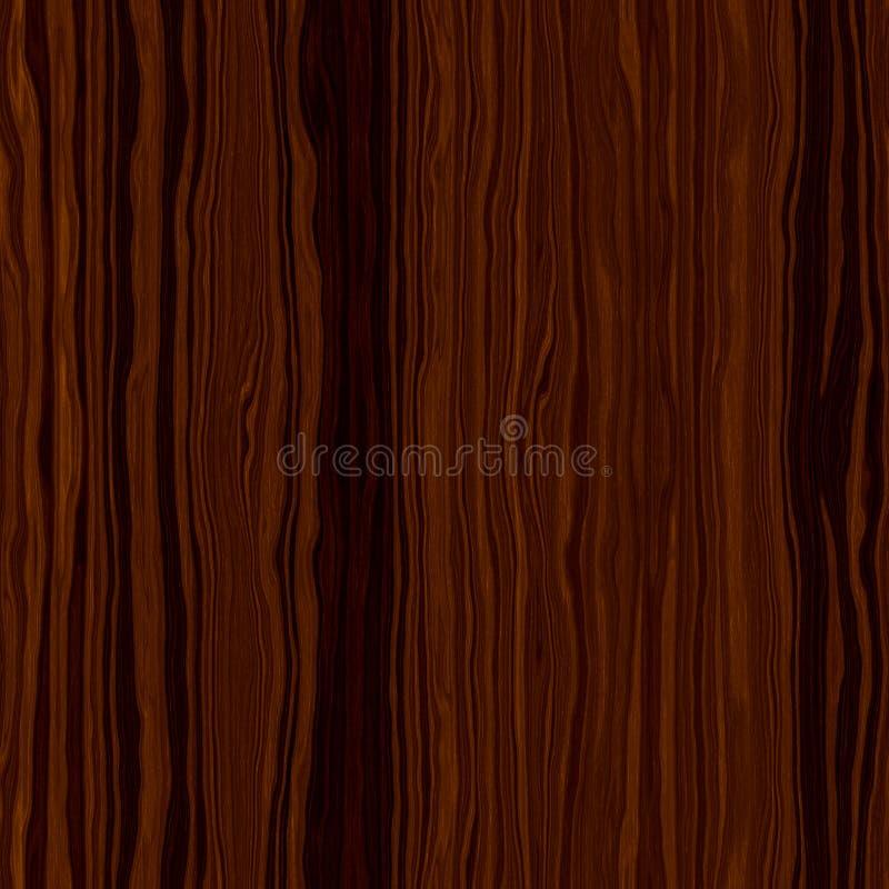 Texture sans joint en bois illustration stock