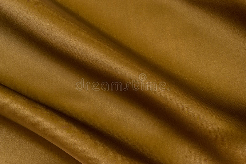 Texture of the satin fabric stock image