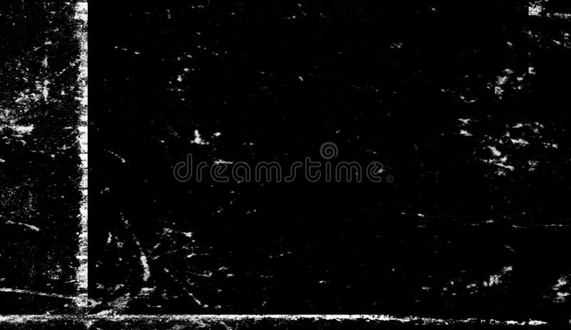 Texture of scratches, chips, scuffs on old aged surface . Old film effect overlays stock photos