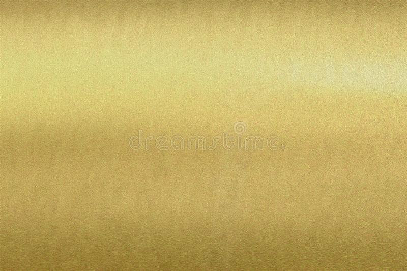 Texture of scratches on gold metallic, detail steel, abstract background.  royalty free stock image