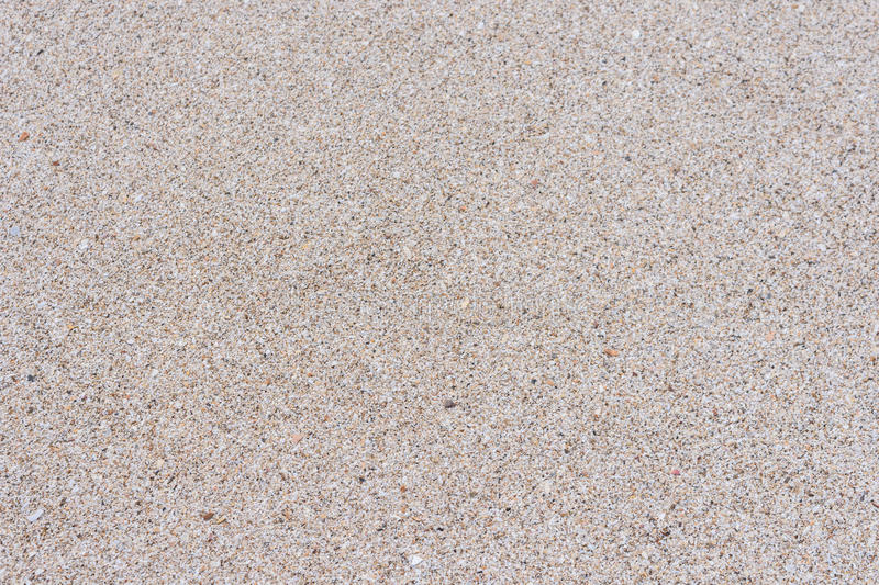 Texture of the sea sand royalty free stock photo