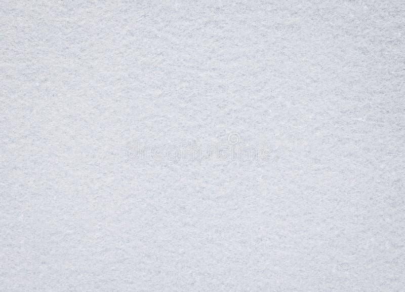 Texture sentie blanche Fond vide de tissu Détail de matériel de tapis images libres de droits