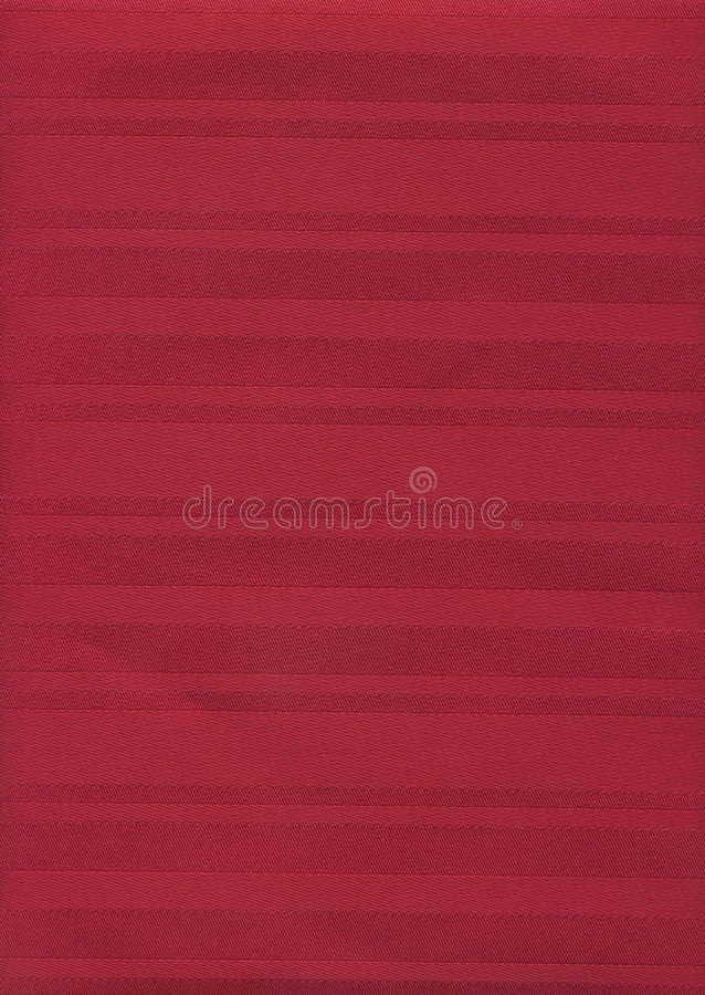 Texture Series - Red Stripes stock image
