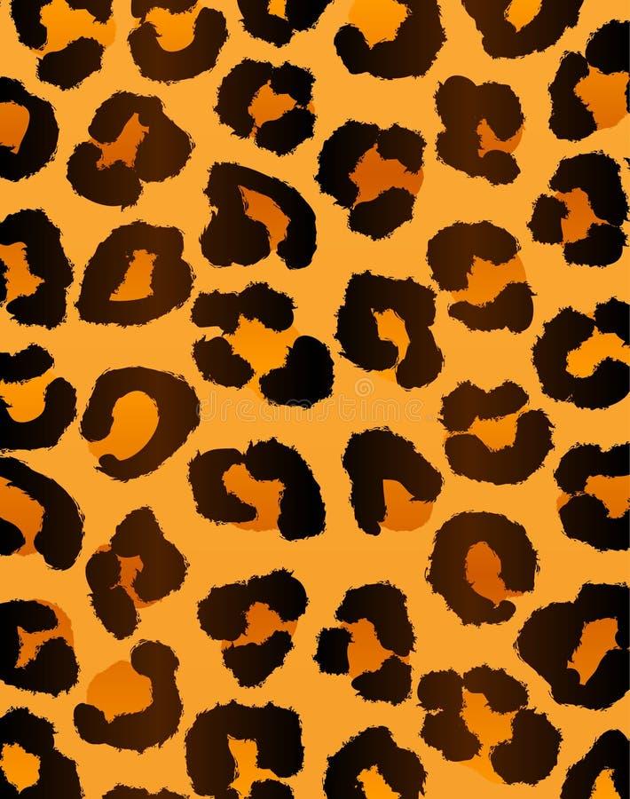 Download Texture Skin Leopard Animals Fur Stock Vector - Image: 11354091