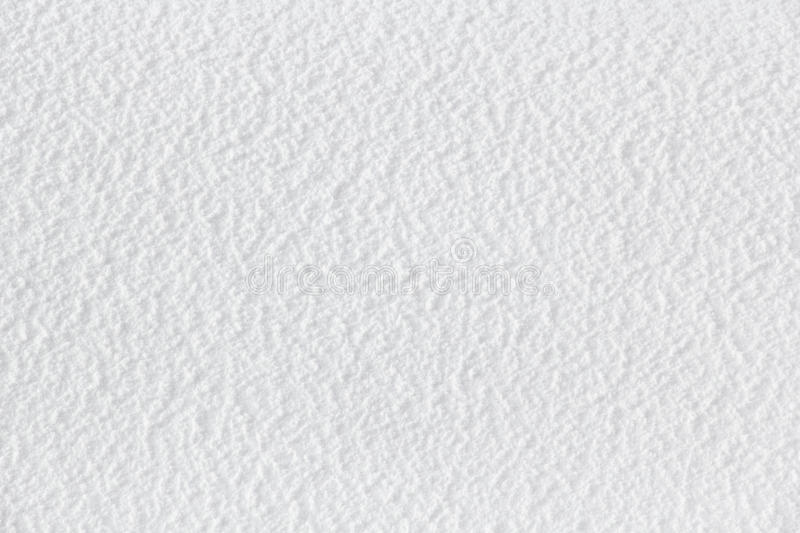 Snow Surface Texture. Surface texture of new fallen snow royalty free stock images