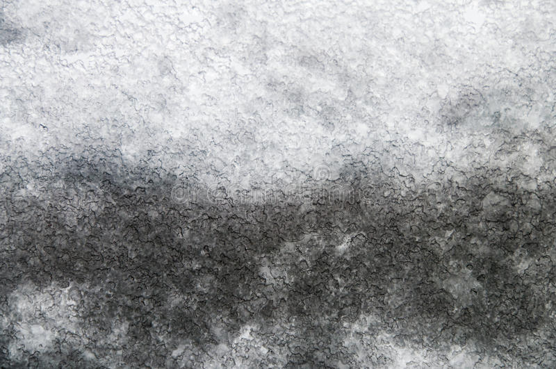 Download Texture Of Snow On A Window Stock Photo - Image: 22489218