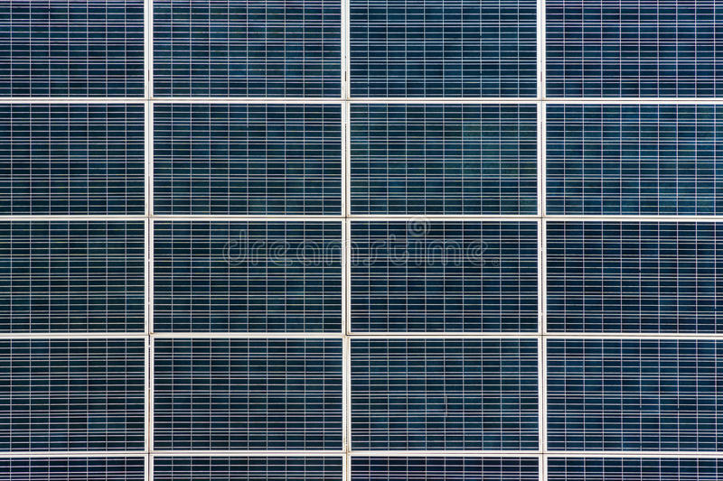 Texture Solar Panel Close Up Stock Photo Image Of