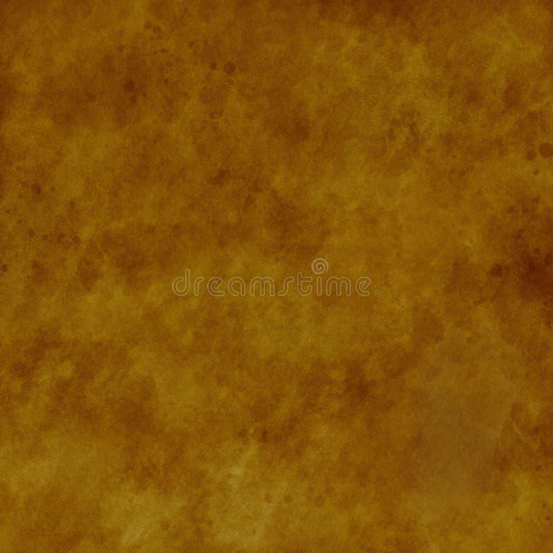 Texture souillée âgée de fond de toile illustration de vecteur