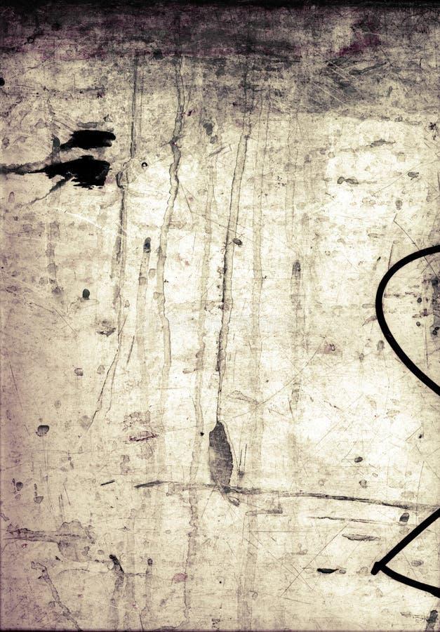 texture souillée par encre grunge photographie stock