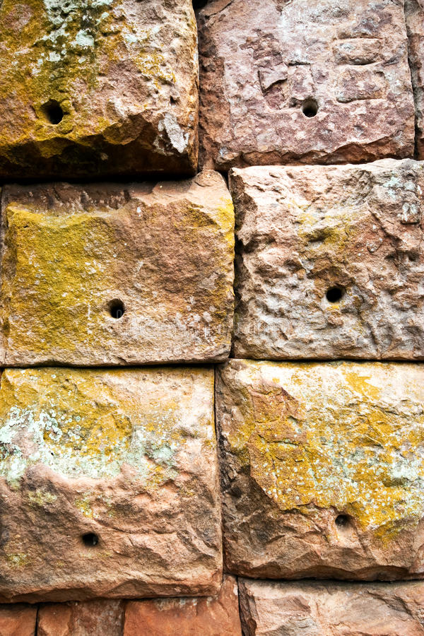 Download Texture of stack stones stock photo. Image of castle - 15664684