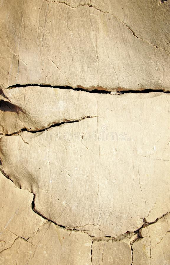 Texture of stone with cracks looks like a bone stock images