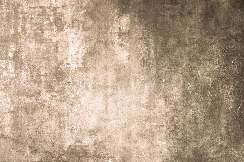 The texture of stone and plaster is golden color. Natural concrete level surface. Close-up, rectangular stock photos