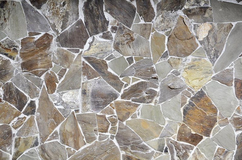 Texture of stone wall royalty free stock photography