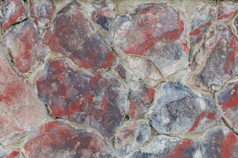 Texture of stone wall royalty free stock images