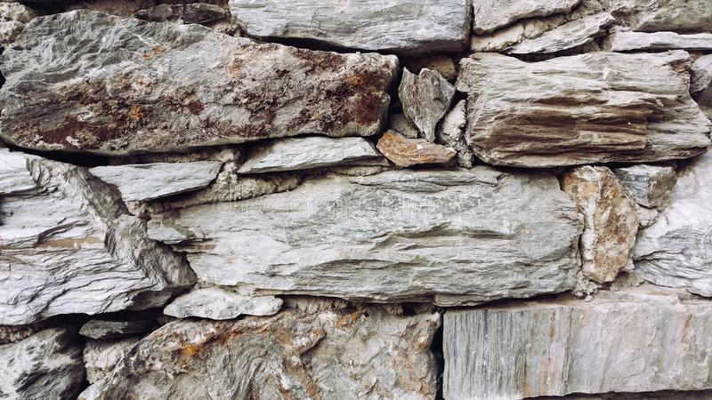 Texture of stones royalty free stock photography