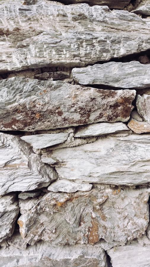 Texture of stones vertical royalty free stock photos