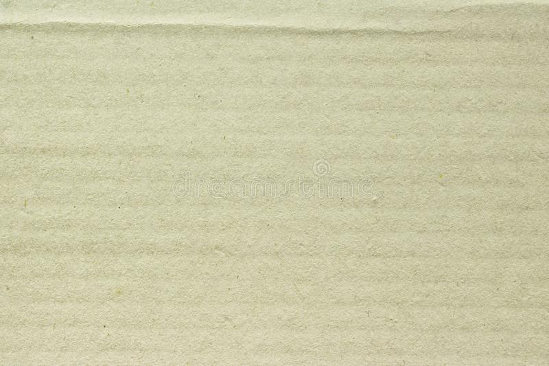 Texture of striped light brown recycle paper, abstract background stock photos