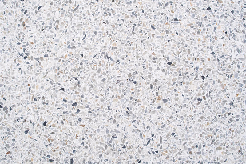 Texture of terrazzo floor. Texture and background of terrazzo floor royalty free stock photo