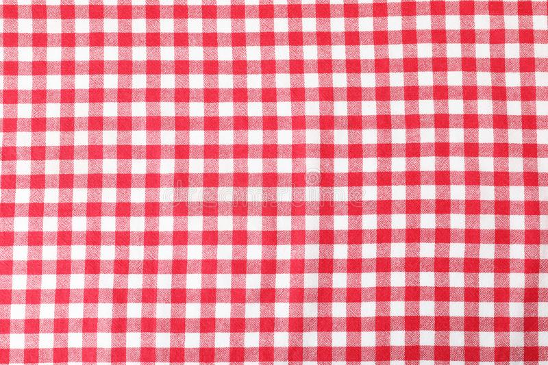 Texture of textile table napkin, closeup. View royalty free stock photography