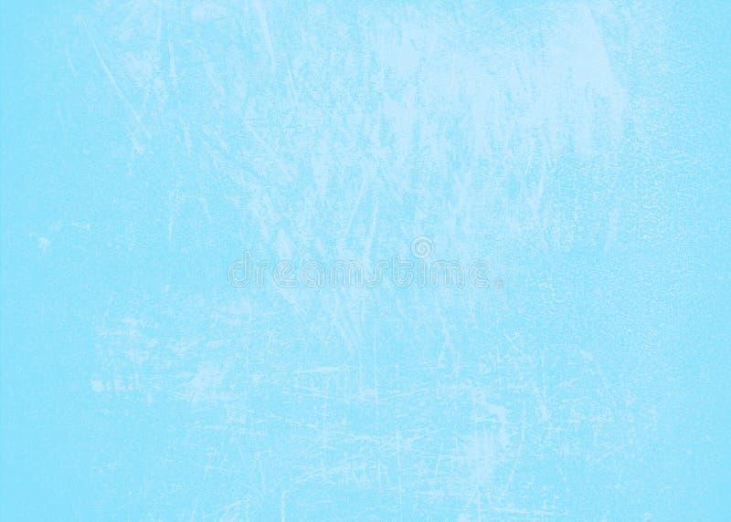 Texture texturisée minable abstraite bleue de fond de vieux papier Éraflures vides d'effet de bannière de conception de fond photos stock
