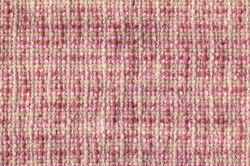 Texture of thick wool fabric stock images