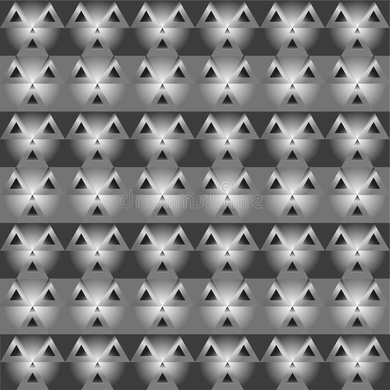 Download Texture from triangles stock vector. Image of pattern - 31940333