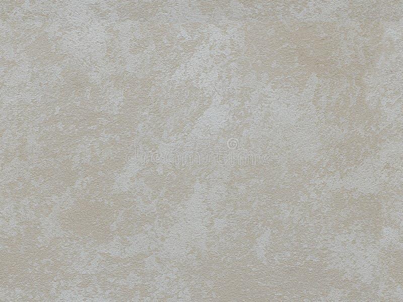 Texture vénitienne blanche de pierre de fond de plâtre de couleur sans couture de sable Modèle vénitien traditionnel de grain de  photo libre de droits