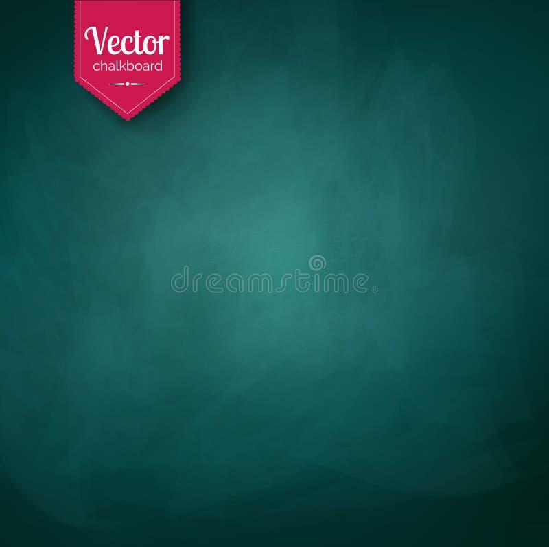 Texture verte de tableau de cru illustration de vecteur